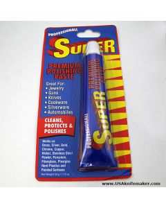 Super Premium Polishing Paste 1.75oz tube