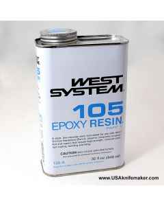 West System - Resin- 105-A 1quart