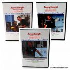 Jason Knight Damascus 3 DVD Set