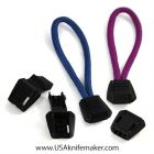Cord End Zip by ITW Black