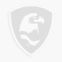 "Spacer Bead - Pewter - Barrel - Flower & Dots - Medium Hole - .27"" x .61"" with a .12"" hole diameter"
