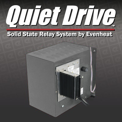 Quiet Drive Soild State Relay Add-On